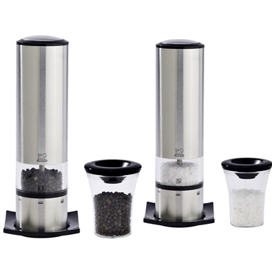 Peugeot Elis Sense Uselect Electric Salt And Pepper Mill Set