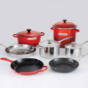Le Creuset Truffle Ultimate Cookware Set