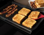 Nordic Ware Double Backsplash Grill and Griddle