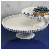 Porcelain Cake Stand 12""