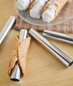 Fox Run Set of 4 Cannoli Forms