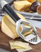 Microplane Adjustable Cheese Plane with Grater