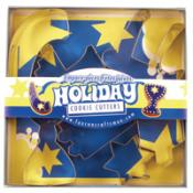 Holiday Cookie Cutter Set - 7pc