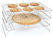 Fox Run Stackable Cooling Rack Set of 3