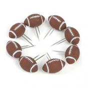 Outset Set of 8 Football Corn Holders