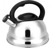 Cuisinox 3L Whistling Kettle with Mirror Finish&nbsp<img src=&quot;includes/languages/english/images/buttons/icon_newarrival.gif&quot; border=&quot;0&quot; alt=&quot;New&quot; title=&quot; New &quot;>