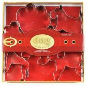 Fox Run Dog Cookie Cutter Set
