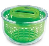 Zyliss Easy Spin Green Small Salad Spinner