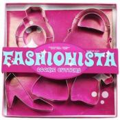 Fox Run Fashion Cookie Cutter Set