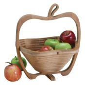 Bamboo Collapsible Fruit Basket
