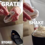 Grate & Shake Grater