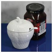BIA Cordon Bleu Jam Jar with Spoon