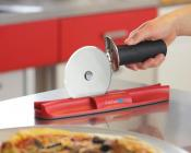 KitchenIQ Pizza Wheel Sharpener