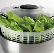 Oxo Steel Large Stainless Steel Salad Spinner