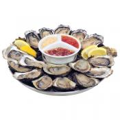 Shucker Paddy Oyster Tray Set