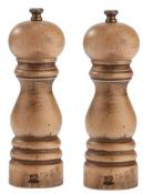 Peugeot Paris Antique 18cm Salt & Pepper Mill Set