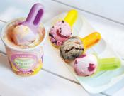 Prepara Set of 4 Super Ice Cream Scoopers