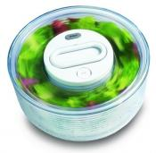 Zyliss Easy Spin White Salad Spinner
