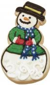 "Fox Run 3"" Snowman Cookie Cutter"