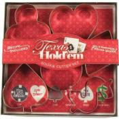 Texas Holdem Cookie Cutter Set