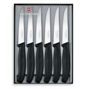 Victorinox Swiss Army 6-Piece Spear Point Steak Knife Set