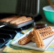 Nordic Ware Waffle Dippers Pan