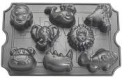 Zoo Animal Muffin Pan