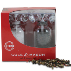 "Salt & Pepper Mill Set ""Twist\"" by Cole & Mason 2"