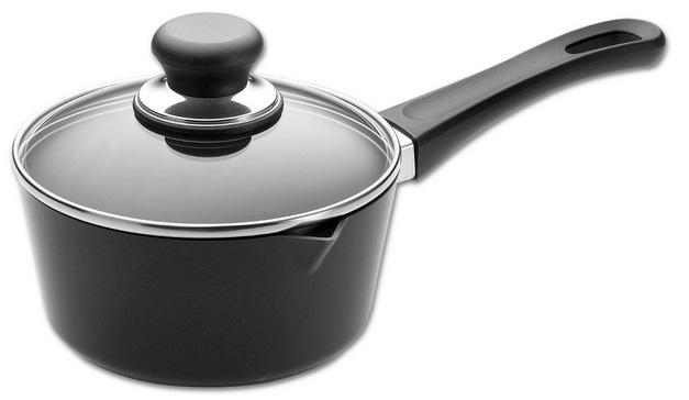 1.8L ScanPan CTX Sauce Pan with Lid,16cm