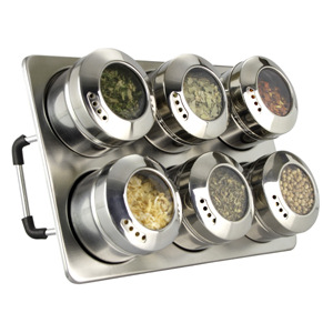 Cuisinox Magnetic Spice Rack