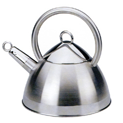 Whistling Stainless Steel Tea Kettle by Cuisinox 1