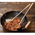 Fox Run Chuan & Hoak Wok & Stir Fry Tool Set 3