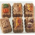 Nordic Ware Harvest Mini Loaf Pan 2