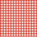 Fox Run Red Gingham French Fry Paper 2