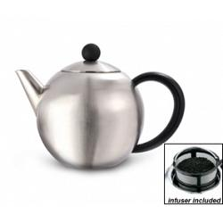 Stainless Steel Teapot w. Infuser by Cuisinox - 1 liter 1
