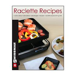 Swissmar Raclette Recipe Book 1