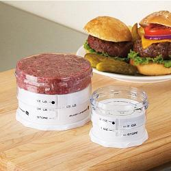KitchenArt Adjust-A-Burger Hamburger Press 1