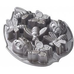 Nordic Ware Backyard Bugs Pan 1