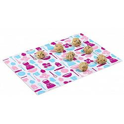 Bakelicious Baking Mix 2-Sided Silicone Baking Mat 1