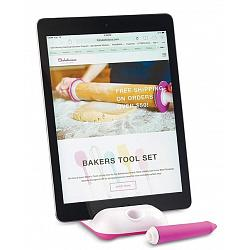 Bakelicious Tablet Stand with Stylus 1