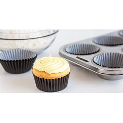 Fox Run Black Baking Cup Set of 50 2