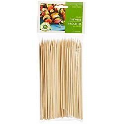 "Fox Run Pack of 100 6"" Bamboo Skewers 2"