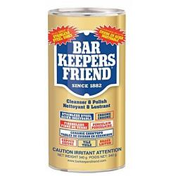 Bar Keepers Friend 12oz Cleanser and Polish 1
