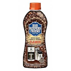 Bar Keepers Friend Coffee Maker Cleaner 1