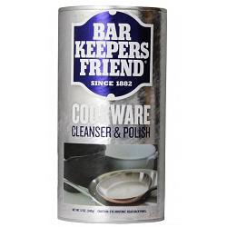 Bar Keepers Friend 12oz Cookware Cleanser and Polish 1
