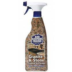 Bar Keepers Friend 25.4oz Granite Stone Cleaner & Polish 1