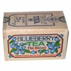Metropolitan Tea Company Blueberry Tea 1