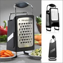 Microplane 4-Sided Box Grater 1
