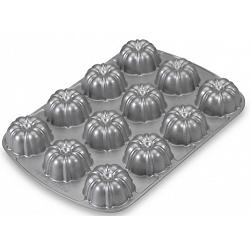 Nordic Ware Bundt Brownie & Cupcake Pan 1