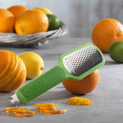 Microplane Green Ultimate 3 in 1 Citrus Tool 1